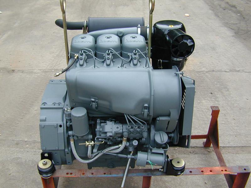موتور دیزل Deutz china F3L912