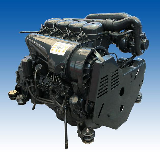 موتور دیزل Deutz china F4I912T
