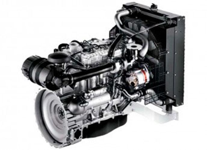 C13TE2A اویکو موتور دیزل