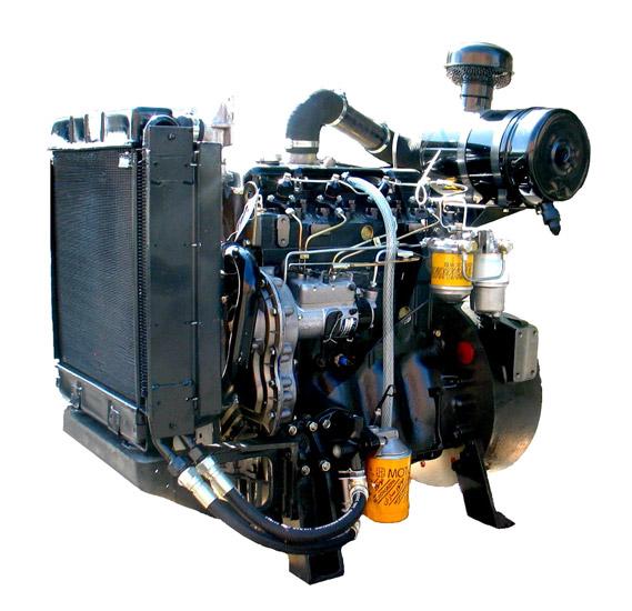 Motorsazan 4/236G موتور دیزل