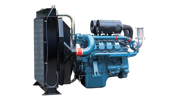 Doosan موتور دیزل