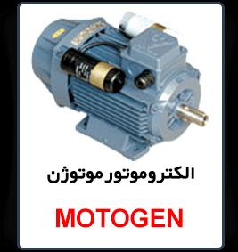 قیمت الکتروموتور MOTOGEN