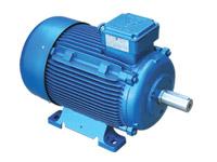 الکترو موتور سه فاز صنعتی با بدنه چدنی