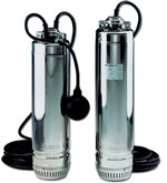 float submersible pumps