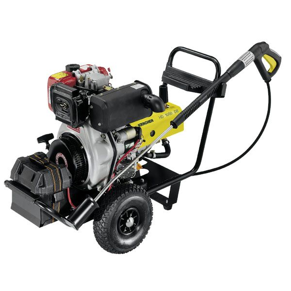 Cold water high-pressure cleaners HD 1050 DE