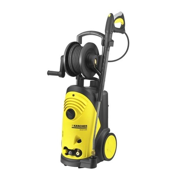 Cold water high-pressure cleaners HD 6/15 CX Plus
