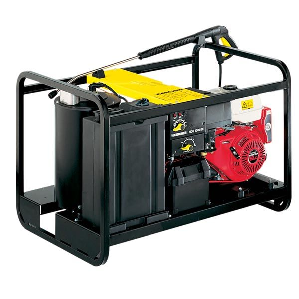 Hot water high-pressure cleaners HDS 1000 DE