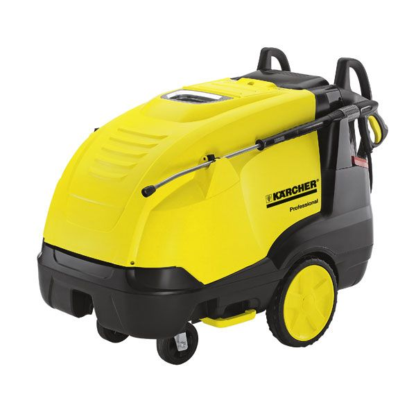 Hot water high-pressure cleaners HDS 12/18-4 S