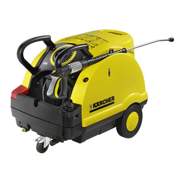 Hot water high-pressure cleaners HDS 558 C Eco