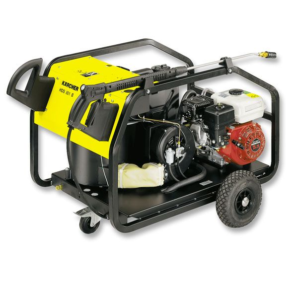 Hot water high-pressure cleaners HDS 801 D Cage