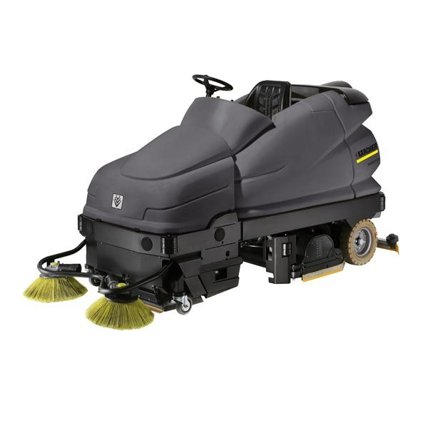 Scrubber driers BR 100/250 R I Bp Pack