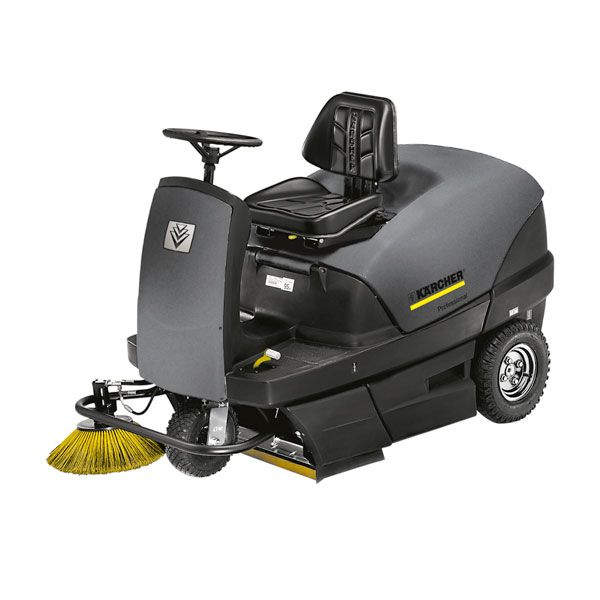 Sweepers and vacuum sweepers KM 100/100 R D