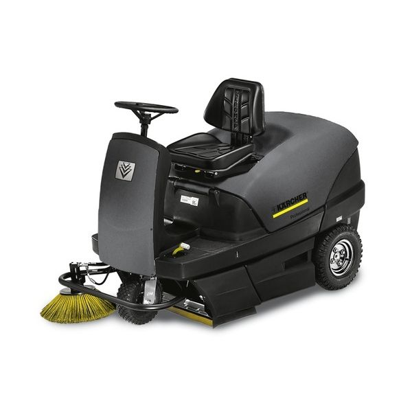 Sweepers and vacuum sweepers KM 100/100 R P