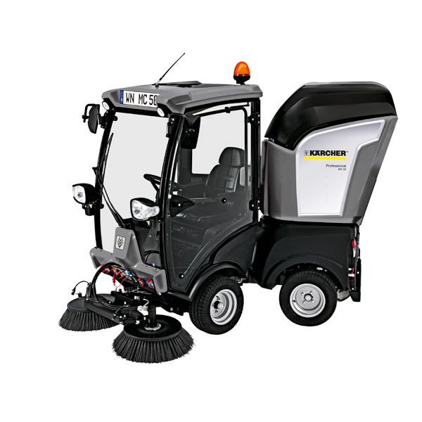 Sweepers and vacuum sweepers MC 50 Advanced