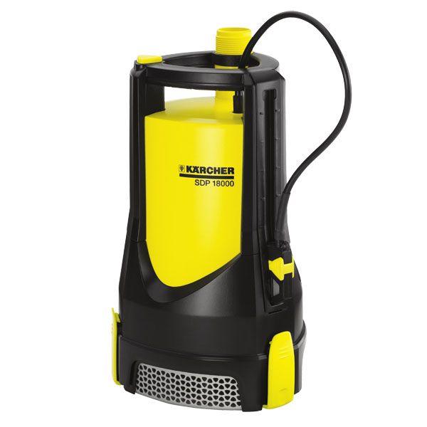 Drainage pumps SDP 18000 IQ Level Sensor