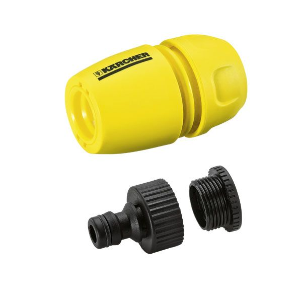 Watering range Universal hose connector set with tap connector
