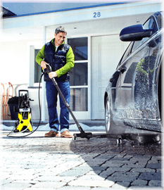 karcher car-wash