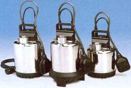 الکترو پمپ های کف کش سری  DOC مارک  LOWARA