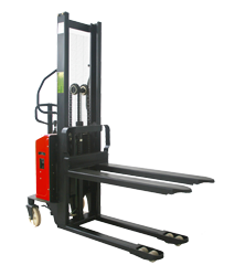 Semi-electric Stacker with Fixed Fork