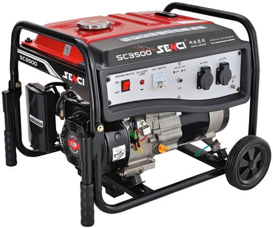 SC3500 GENERATOR