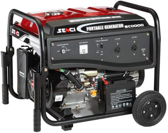 SC8000 GENERATOR