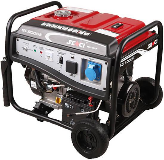 SC9000 GENERATOR