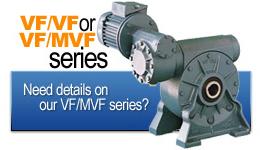 گیربکس شاکرین MVF