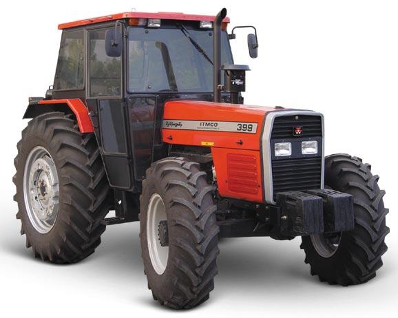 تراکتور ITM399-4WD