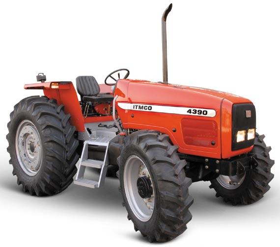 تراکتور ITM4390-4WD