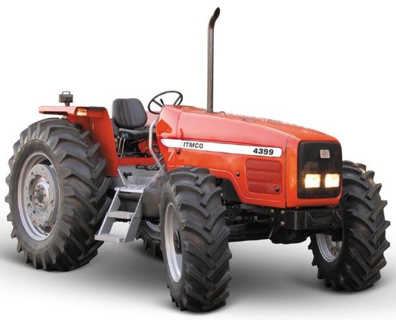 تراکتور ITM4399-4WD